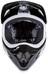 ONeal Backflip RL2 Bungarra Downhill helm wit/zwart